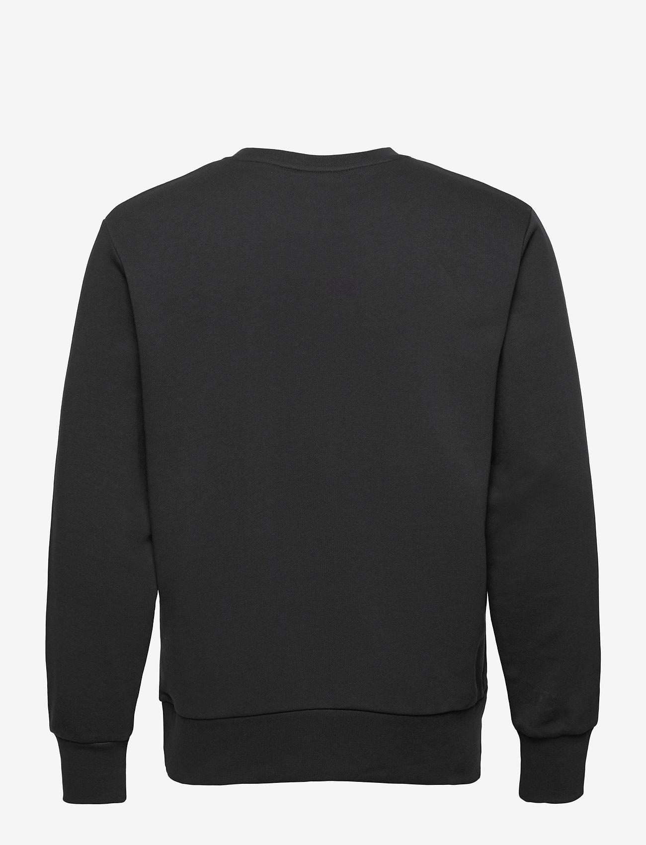 H2O - Base Sweat O'neck - basic sweatshirts - navy - 1