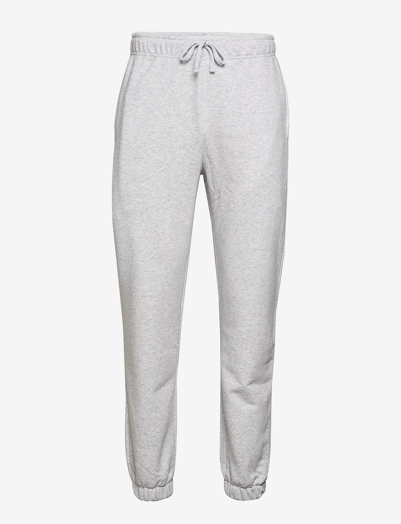 H2O - Base Sweat Pant - sweatpants - lt. grey mel - 0