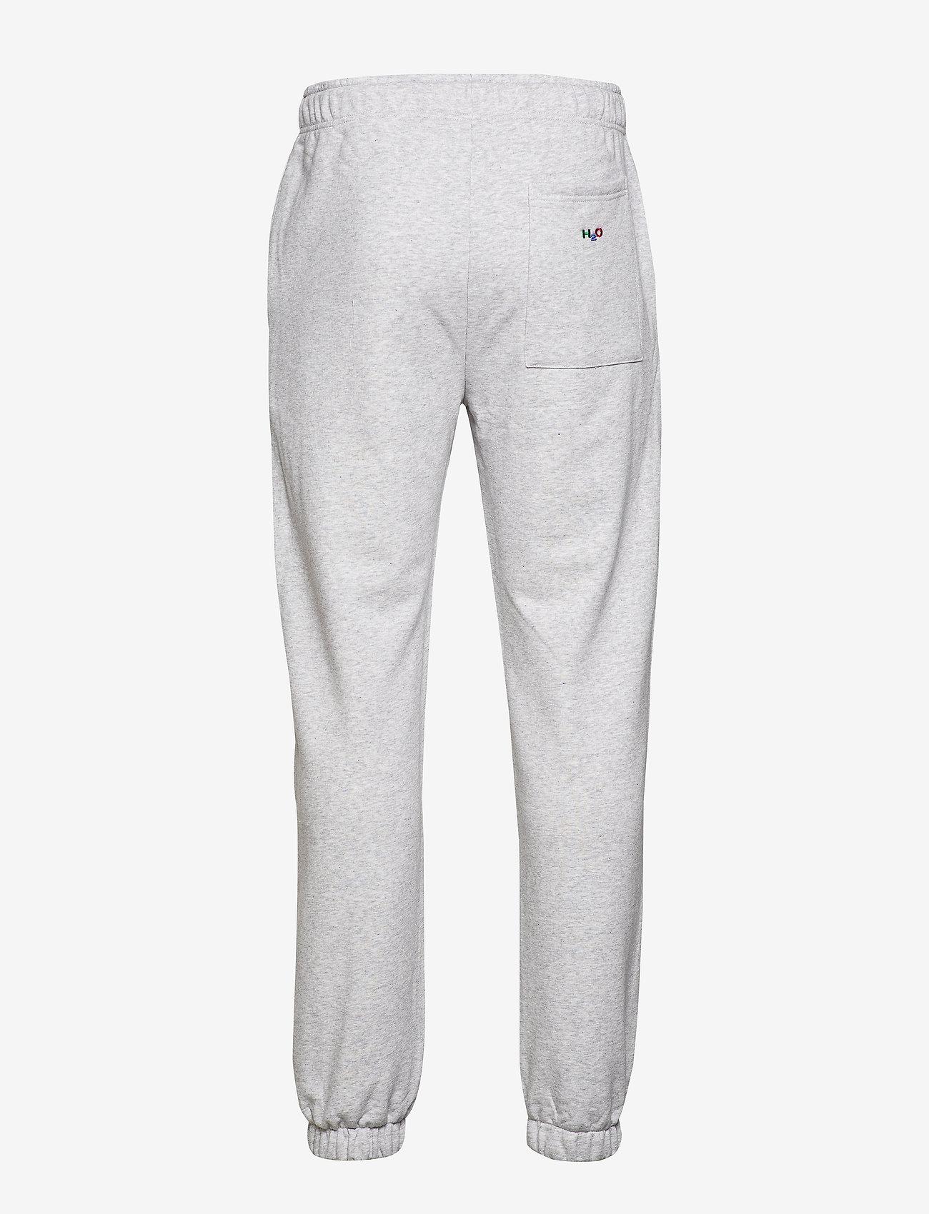 H2O - Base Sweat Pant - sweatpants - lt. grey mel - 1