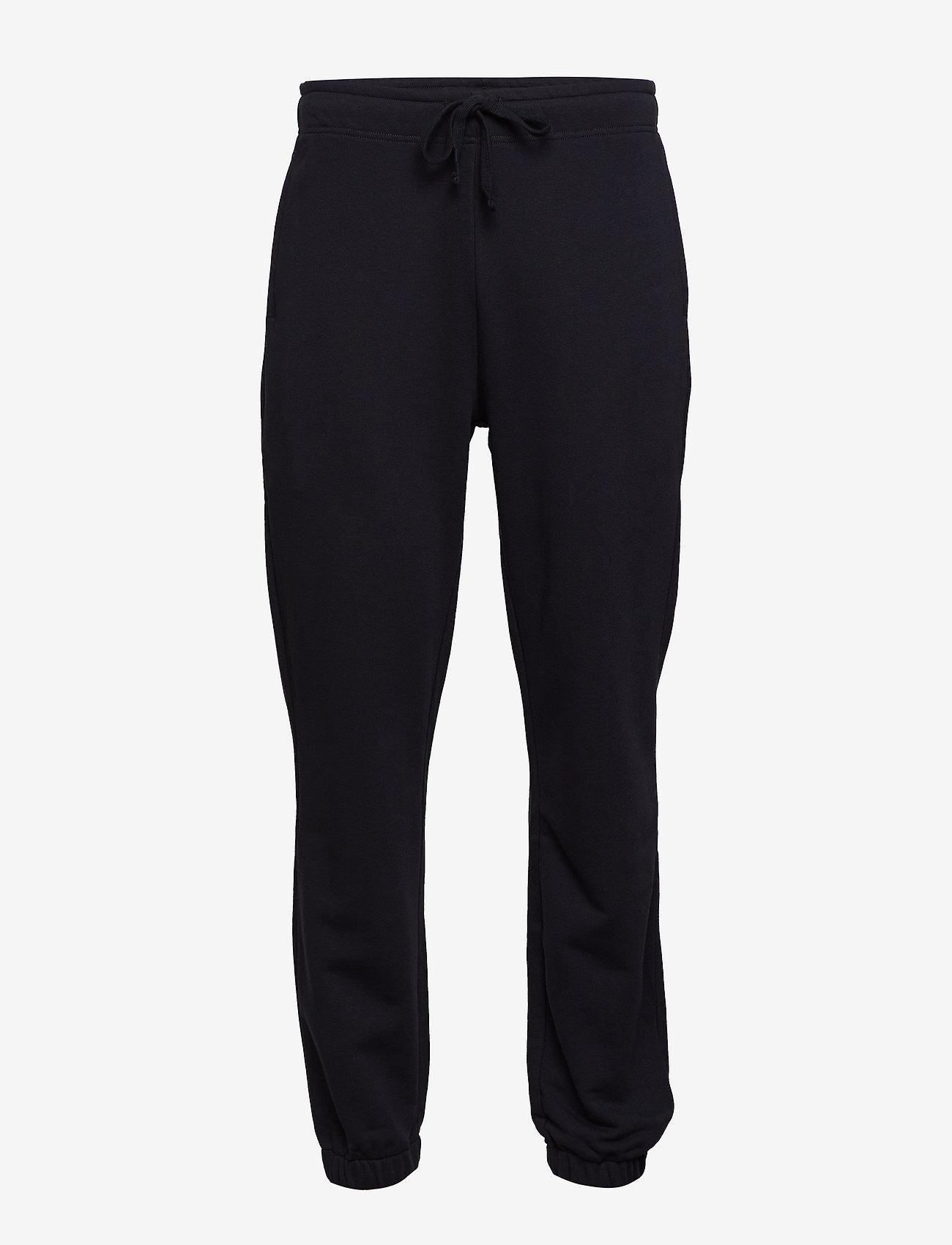 H2O - Base Sweat Pant - collegehousut - navy - 0