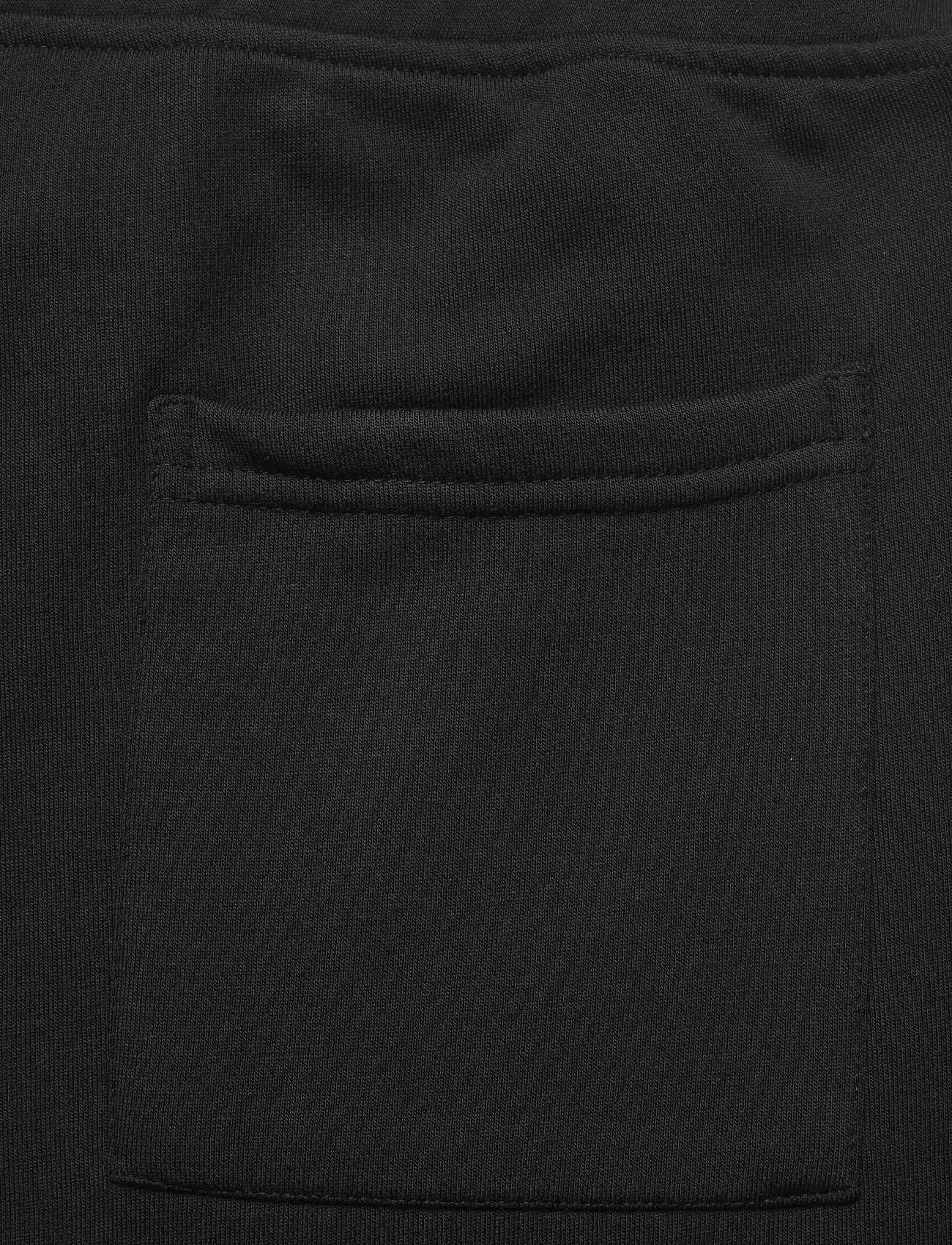 H2O - Lolland Sweat Shorts - rennot - black - 1