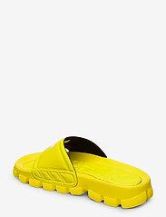 H2O - Trek Sandal - kengät - citron/white - 2