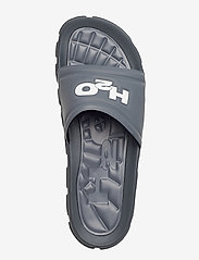 H2O - Trek Sandal - pool sliders - cool grey - 3