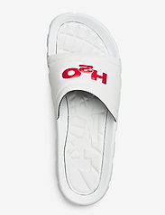 H2O - Trek Sandal - kengät - white/red - 3