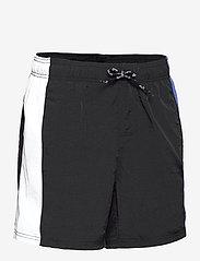 H2O - Hornbæk Shorts - rennot shortsit - navy/white/royal blue - 3
