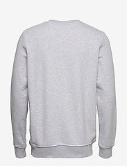 H2O - Lind Logo Sweat O'neck - basic sweatshirts - lt. grey mel - 1