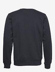 H2O - Lind Logo Sweat O'neck - basic sweatshirts - navy - 1