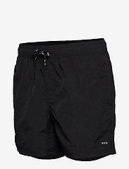 H2O - Leisure Swim Shorts - badebukser - black - 2