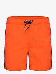 Leisure Swim Shorts - ORANGE