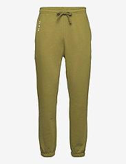 H2O - Lolland Sweat Pant - sweatpants - army avocado - 0