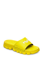 Trek Sandal - CITRON/WHITE