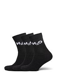3-Pack Sock - BLACK