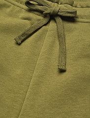 H2O - Lolland Sweat Pant - sweatpants - army avocado - 4