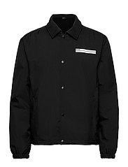 Falster Coach Jacket - BLACK