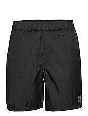 Omø Tech Shorts - BLACK