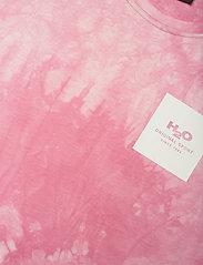 H2O - Ribe Tie Dye Tee - lyhythihaiset - sachet pink - 2