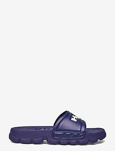 Trek Sandal - badtofflor - dark purple