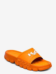 Trek Sandal - pool sliders - orange