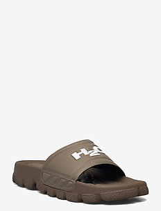 Trek Sandal - flade sandaler - walnut