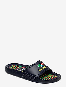 Bathshoe - pool-sandalen - navy