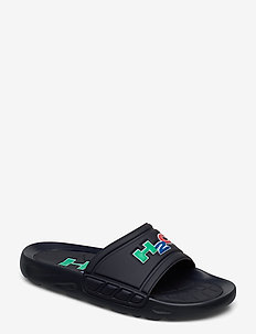 Tofield Bathshoe - pool sliders - navy