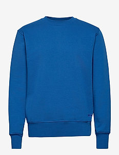 Couch Sweat O'neck - sweatshirts & hættetrøjer - cobalt blue