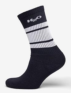 Crew Sock - sokker - navy/white