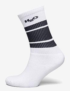 Crew Sock - sokker - white/navy