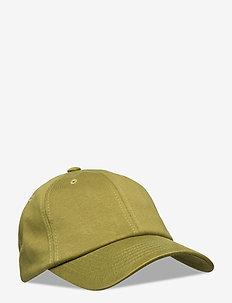 Lind Cap - kasketter - army avocado