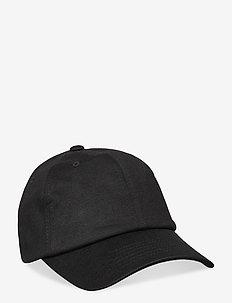 Lind Cap - kasketter - black