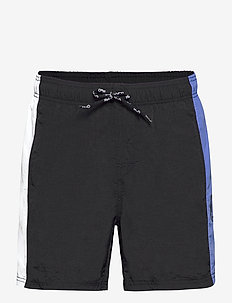 Hornbæk Shorts - rennot - navy/white/royal blue