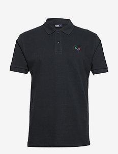 Lind Polo Shirt - krótki rękaw - navy