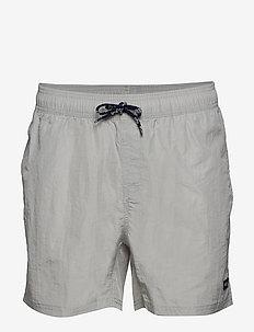 Leisure Swim Shorts - badebukser - light grey