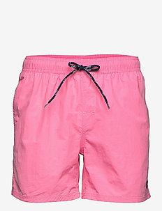 Leisure Swim Shorts - badebukser - sachet pink