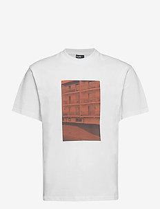 Romø Tee - kortærmede t-shirts - white