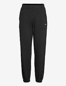 Base Woman Sweat Pant - verryttelyhousut - black