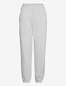 Base Woman Sweat Pant - verryttelyhousut - lt. grey mel