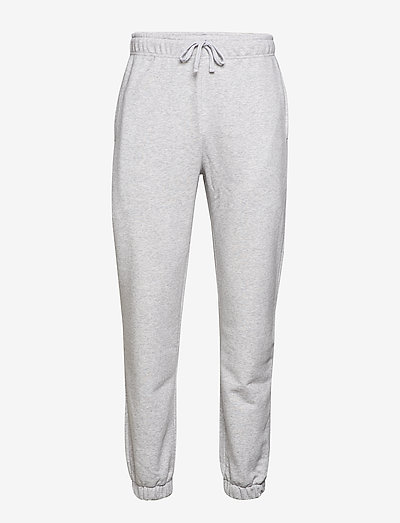 Base Sweat Pant - collegehousut - lt. grey mel