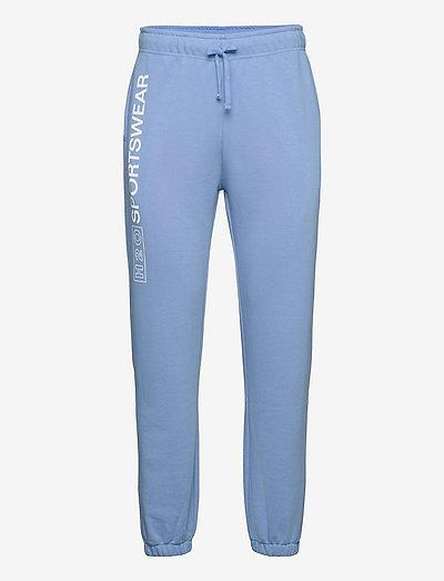 Anholt Sweat Pant - collegehousut - denim blue