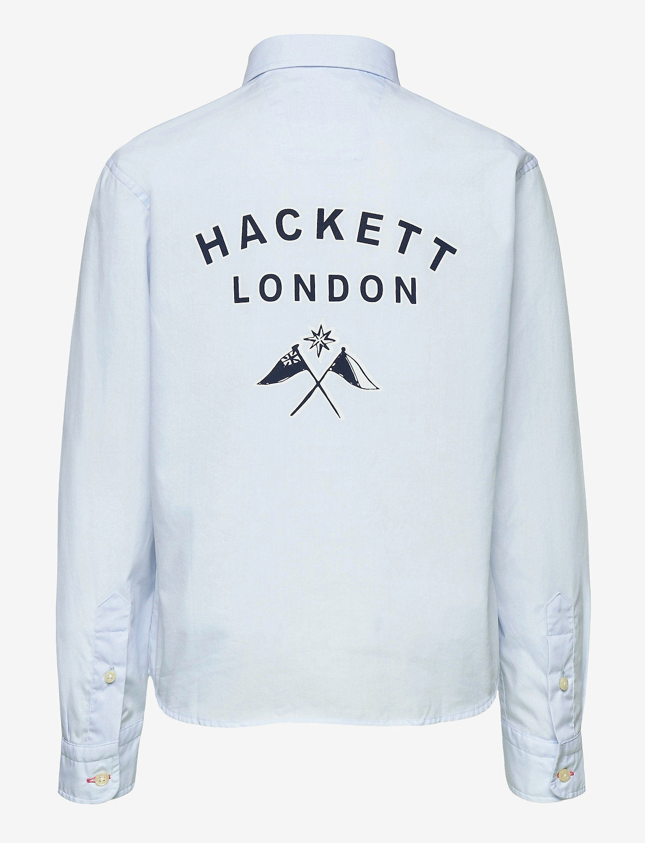 Hackett London - SAIL AND EXPLORE B - overhemden - sky - 1