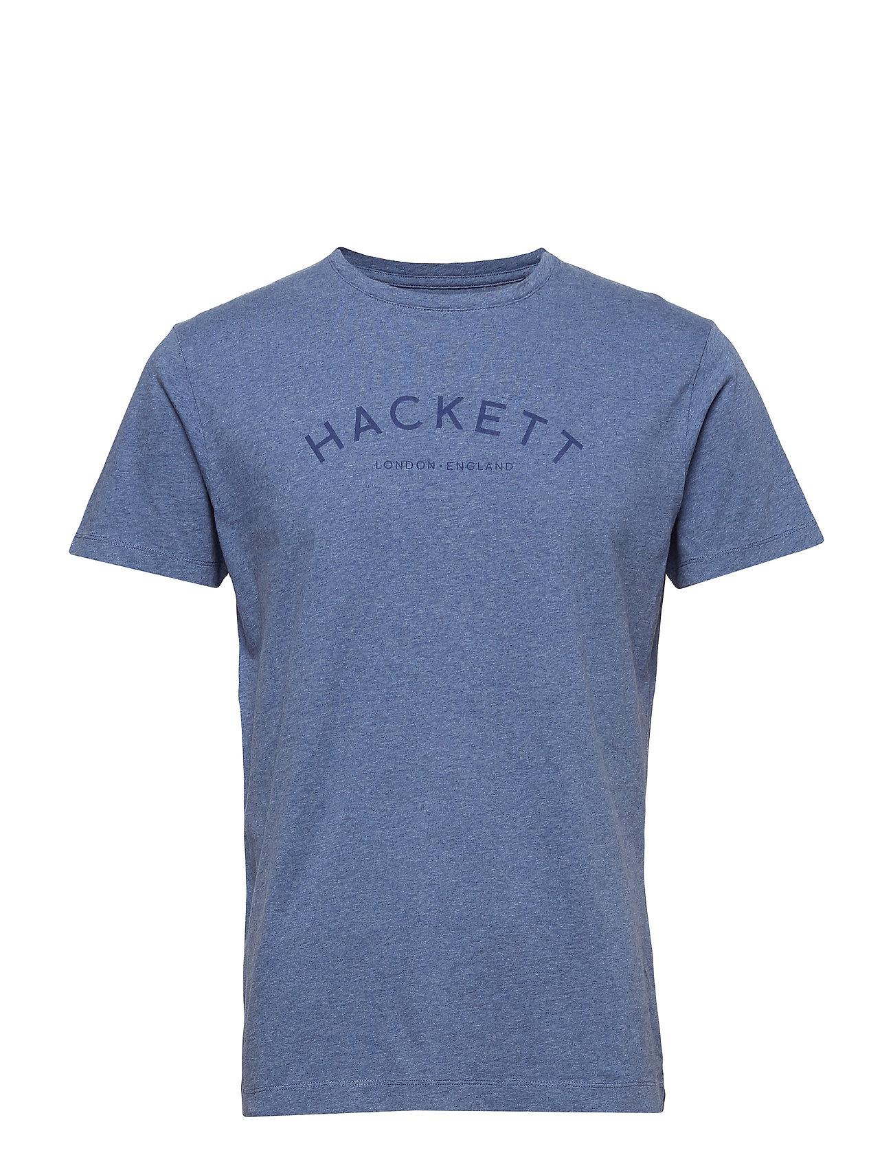 Hackett CLASSIC LOGO TEE Ögrönlar