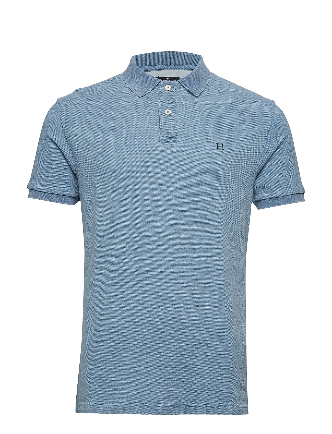 Hackett INDIGO POLO - 564CHAMBRAY