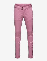 Hackett London - GMD CHINO Y - trousers - pink - 0