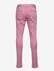 Hackett London - GMD CHINO Y - trousers - pink - 1
