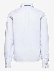 Hackett London - PLAIN POPLIN Y - shirts - 513sky - 1