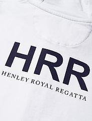 Hackett London - HRR FZ HOODY W - hættetrøjer - 800white - 6