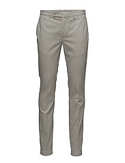KENSINGTON SLIM CHINO - GREY