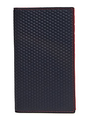 AMR GRILLE 2COL TALWL - 5DCNAVY/RED