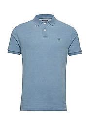 INDIGO POLO - 564CHAMBRAY
