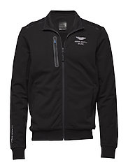 AMR FULL ZIP - BLACK